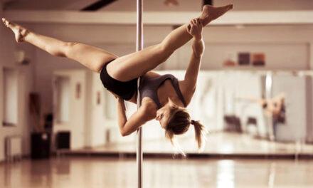 Pole dance e i 7 benefici per la salute