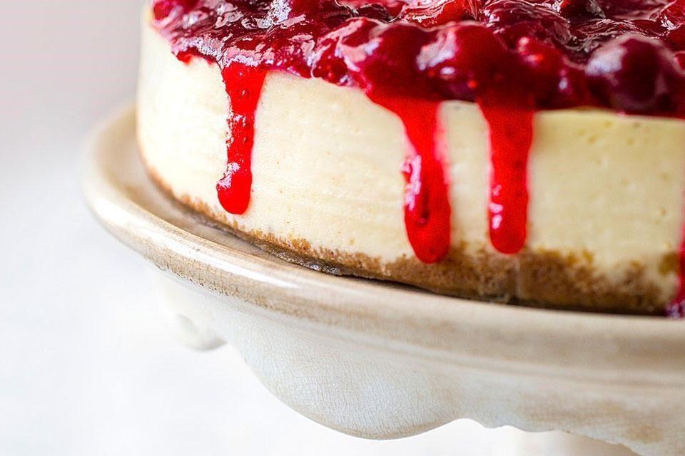 Cheesecake in gravidanza