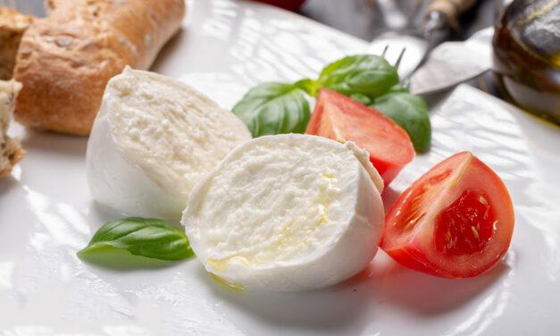 Si può mangiare la mozzarella in gravidanza?