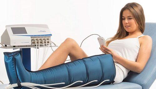 pressoterapia durante la gravidanza