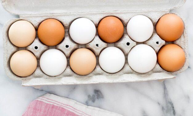 Sognare le uova