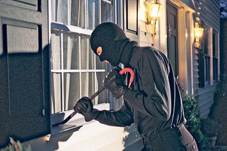 Sognare ladri in casa
