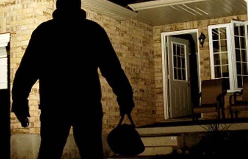 Sognari ladri in casa